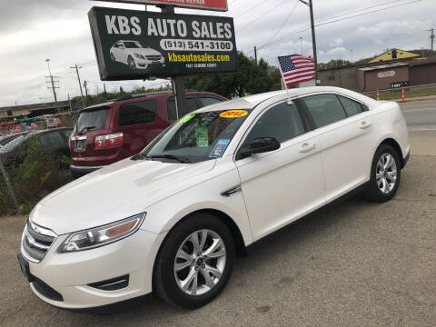 2012 Ford Taurus for sale at KBS Auto Sales in Cincinnati OH