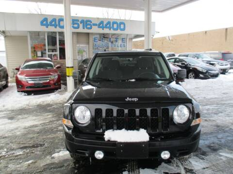 2012 Jeep Patriot for sale at Elite Auto Sales in Willowick OH