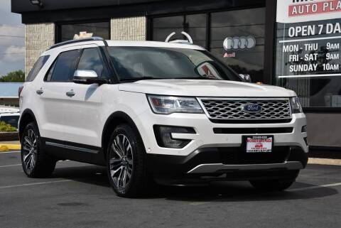 2017 Ford Explorer for sale at Michaels Auto Plaza in East Greenbush NY