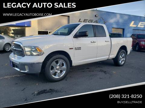 2014 RAM Ram Pickup 1500 for sale at LEGACY AUTO SALES in Boise ID