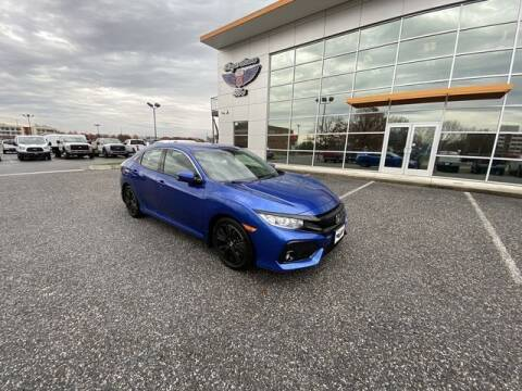 2019 Honda Civic for sale at King Motors featuring Chris Ridenour in Martinsburg WV