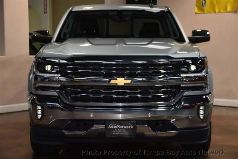 2017 Chevrolet Silverado 1500 for sale at Tampa Bay AutoNetwork in Tampa FL