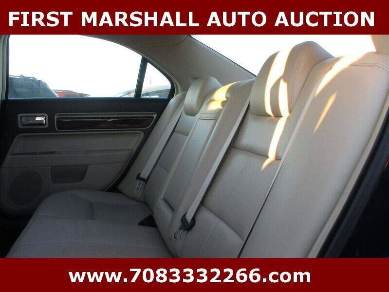 2009 Lincoln MKZ 4dr Sedan - Harvey IL