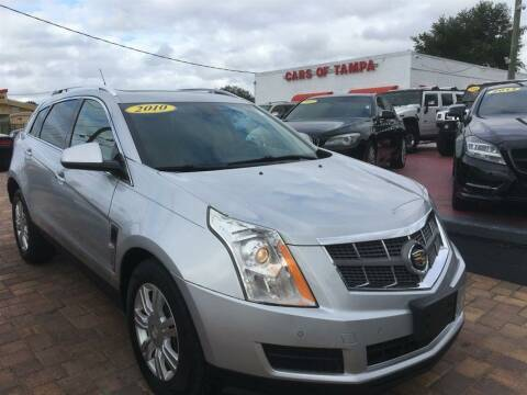 2010 Cadillac SRX for sale at Cars of Tampa in Tampa FL