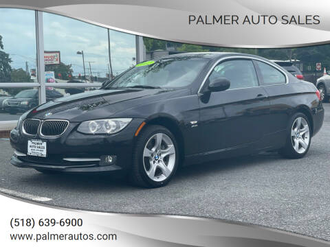 2012 BMW 3 Series for sale at Palmer Auto Sales in Menands NY