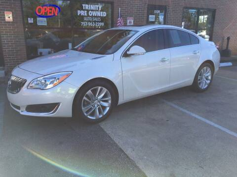 2014 Buick Regal for sale at Bankruptcy Car Financing in Norfolk VA