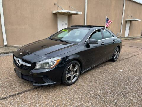 2014 Mercedes-Benz CLA for sale at The Auto Toy Store in Robinsonville MS