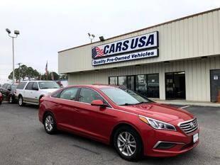 2017 Hyundai Sonata for sale at Cars USA in Virginia Beach VA