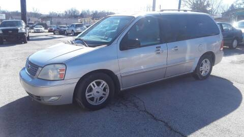 2004 Ford Freestar for sale at BBC Motors INC in Fenton MO