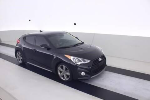 2013 Hyundai Veloster for sale at FRANCIA MOTORS in El Paso TX
