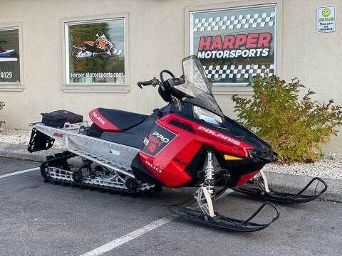 2011 Polaris PRO RMK 800 155  for sale at Harper Motorsports-Powersports in Post Falls ID