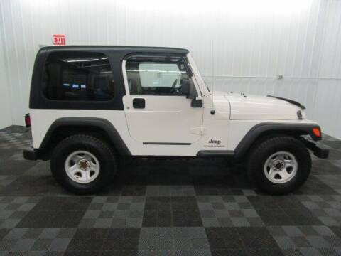 2005 Jeep Wrangler for sale at Michigan Credit Kings in South Haven MI