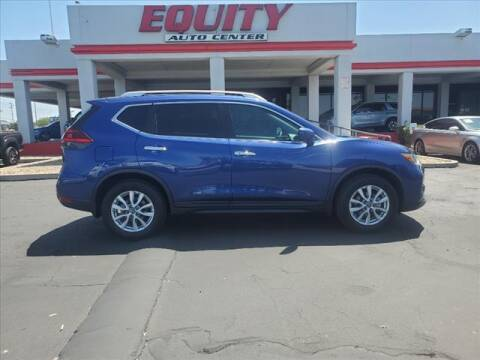 2018 Nissan Rogue for sale at EQUITY AUTO CENTER in Phoenix AZ