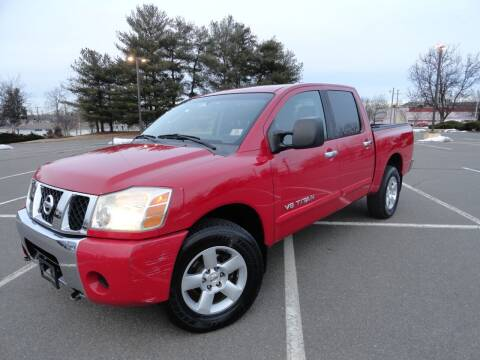 2008 Nissan Titan for sale at TJ Auto Sales LLC in Fredericksburg VA