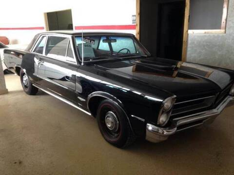 1965 Pontiac GTO for sale at Engels Autos Inc in Ramsey MN