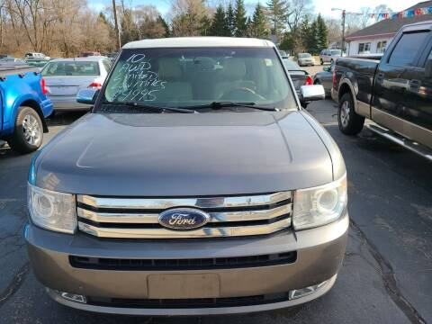 2010 Ford Flex for sale at All State Auto Sales, INC in Kentwood MI