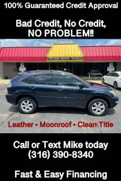 2007 Lexus RX 350 for sale at Affordable Mobility Solutions, LLC - Standard Vehicles in Wichita KS