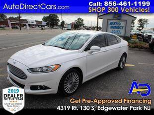 2015 Ford Fusion for sale at Auto Direct Trucks.com in Edgewater Park NJ
