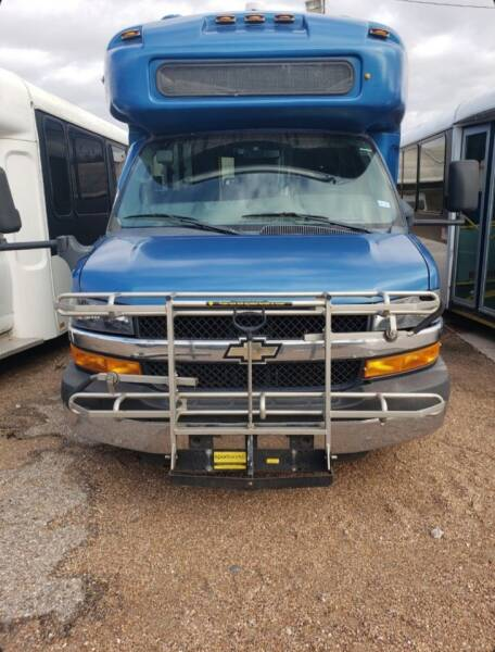 2013 Chevrolet 4500 Shuttle Bus for sale at Allied Fleet Sales in Saint Charles MO