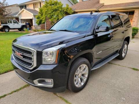 2015 GMC Yukon for sale at North Oakland Motors in Waterford MI