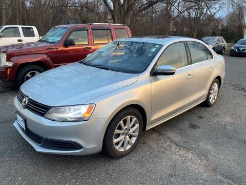 2014 Volkswagen Jetta for sale at East Windsor Auto in East Windsor CT