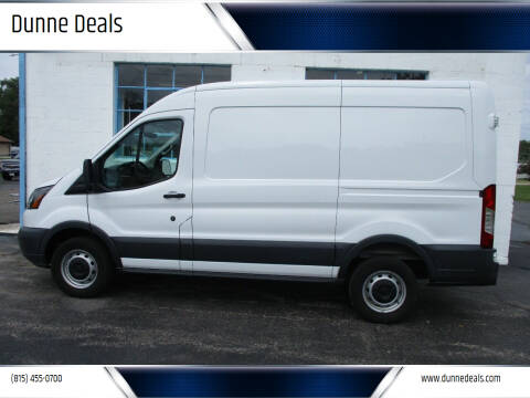 2018 Ford Transit Cargo for sale at Dunne Deals in Crystal Lake IL