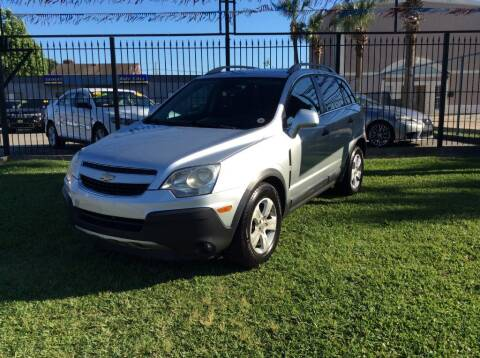 2014 Chevrolet Captiva Sport for sale at Car City Autoplex in Metairie LA