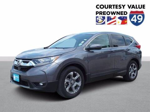 2019 Honda CR-V for sale at Courtesy Value Pre-Owned I-49 in Lafayette LA