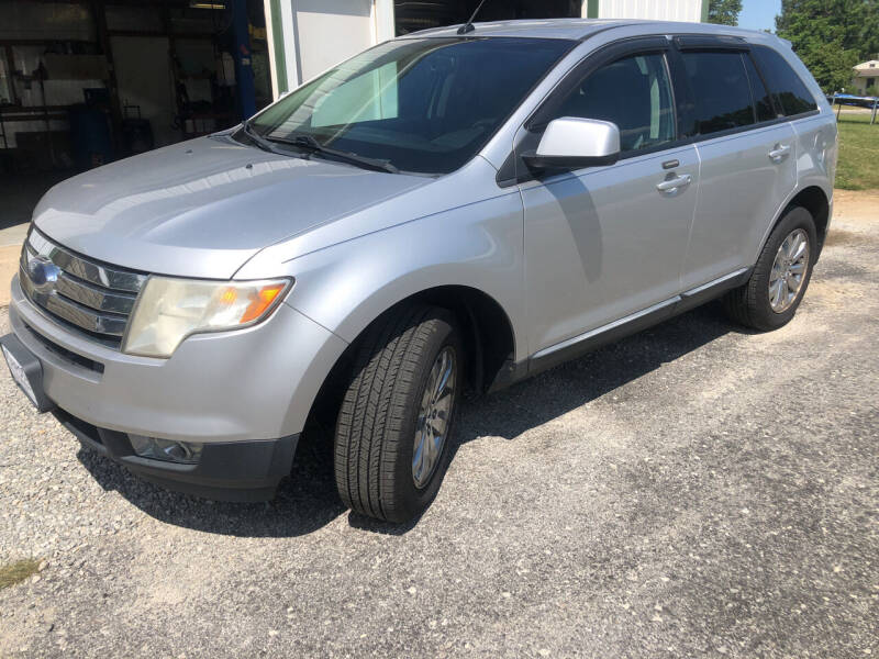 2010 Ford Edge for sale at Purpose Driven Motors in Sidney OH