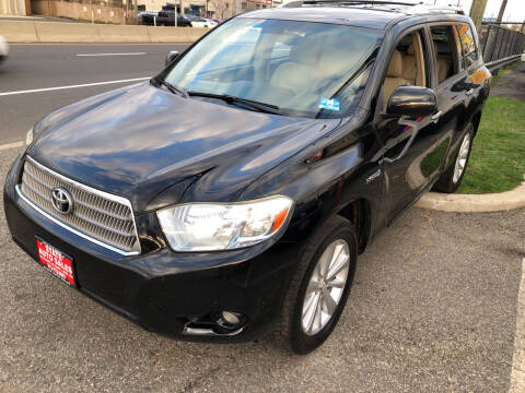 2009 Toyota Highlander Hybrid for sale at STATE AUTO SALES in Lodi NJ
