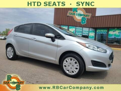 2014 Ford Fiesta for sale at R & B Car Co in Warsaw IN
