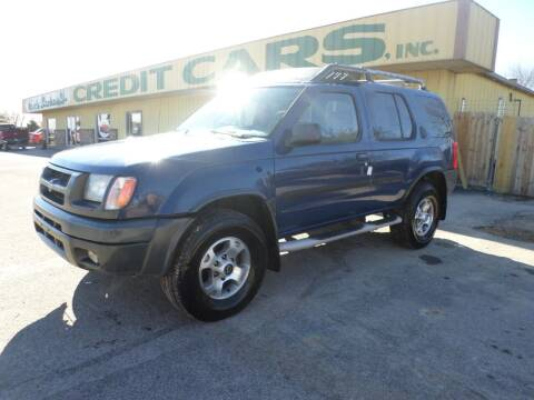 2001 Nissan Xterra for sale at Credit Cars of NWA in Bentonville AR