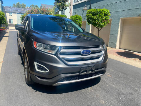 2017 Ford Edge for sale at Bay Auto Exchange in San Jose CA