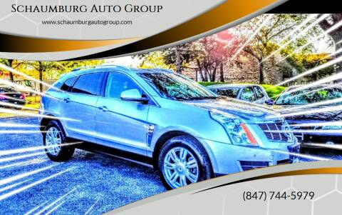 2010 Cadillac SRX for sale at Schaumburg Auto Group in Schaumburg IL