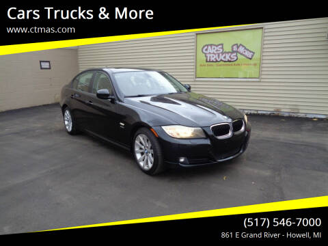 2011 BMW 3 Series for sale at Cars Trucks & More in Howell MI