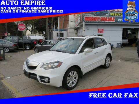 2012 Acura RDX for sale at Auto Empire in Brooklyn NY