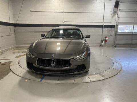 2015 Maserati Ghibli for sale at Luxury Car Outlet in West Chicago IL