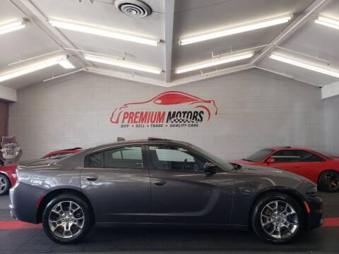 2016 Dodge Charger for sale at Premium Motors in Villa Park IL