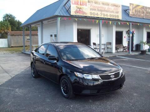 2013 Kia Forte for sale at LONGSTREET AUTO in Saint Augustine FL