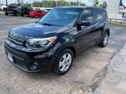2018 Kia Soul for sale at Bay Motors in Tomball TX