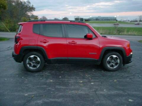 2016 Jeep Renegade for sale at Westview Motors in Hillsboro OH