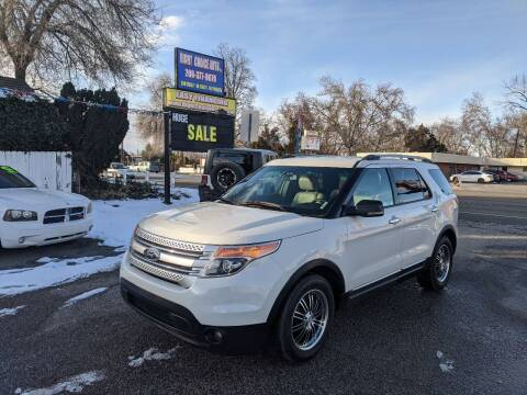 2012 Ford Explorer for sale at Right Choice Auto in Boise ID