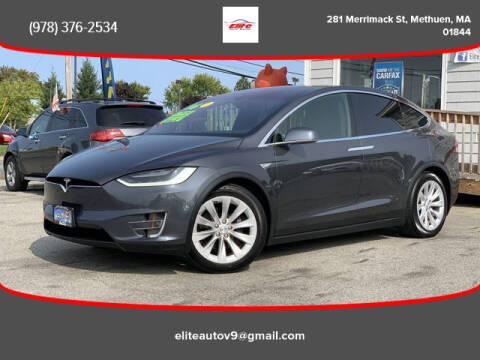 2016 Tesla Model X for sale at ELITE AUTO SALES, INC in Methuen MA