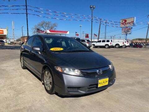 2011 Honda Civic for sale at Russell Smith Auto in Fort Worth TX