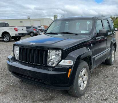 2012 Jeep Liberty for sale at GLOVECARS.COM LLC in Johnstown NY