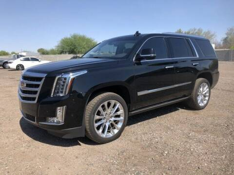 2017 Cadillac Escalade for sale at AUTO HOUSE PHOENIX in Peoria AZ