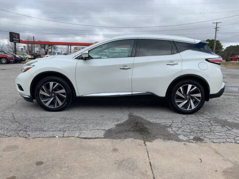 2016 Nissan Murano for sale at Smooth Solutions 2 LLC in Springdale AR