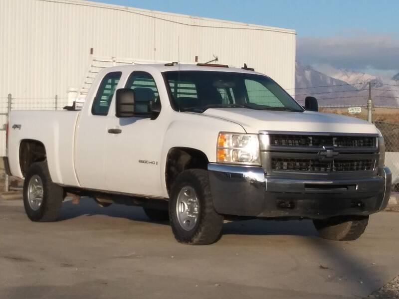 2007 Chevrolet Silverado 2500HD for sale at AUTOMOTIVE SOLUTIONS in Salt Lake City UT
