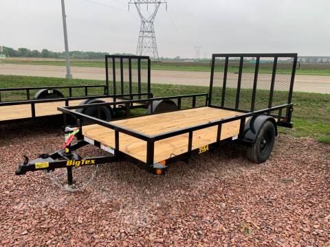 2022 Big Tex 35SA-12 #4556 for sale at Prairie Wind Trailers, LLC in Harrisburg SD