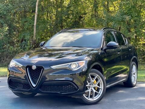 2018 Alfa Romeo Stelvio for sale at Sebar Inc. in Greensboro NC
